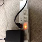 延長電源コードを買ったで~munejyuka日記-2011/11/26