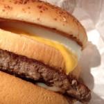 Êtes-vous surpris de l'Ultra Quiz à travers l'Amérique? Serrez le Burger du Grand Canyon de McDonald! ~ Journal de munejyuka - 2012/1/19
