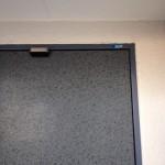 ドアモニを設置してみたねん~munejyuka日記-2012/2/20