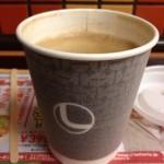 コーヒーレポートinロッテリア~munejyuka日記-2012/2/1