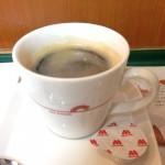 rapporto Caffè a Mos Burger ~ munejyuka diario -2012/2/13