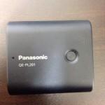 iPhone4SをPanasonic QE-PL201で充電してみたねん