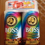 Bonus Suntory BOSS in lattina、Getchu-munejyuka diario di Thomas the Tank Engine Flynn