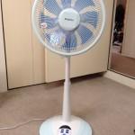ヤマダ電機さんで扇風機を買ったねん〜munejyuka日記