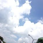 まだまだ暑くなれ!〜munejyuka日記