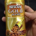 ネスカフェ・ゴールドブレンドの缶コーヒーが金金やん!〜munejyuka日記