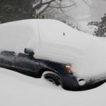 車に雪があったねん〜munejyuka日記