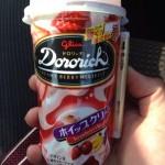 アリやで!グリコさんのドロリッチホイップクリームを飲んだねん〜munejyuka日記