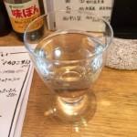 日本酒飲んだねん!亀泉っていうやつやねん!