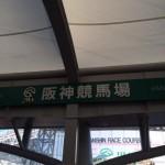 阪神競馬場を喰いつくせ!!