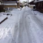 またまたヤブぁいで!雪降り過ぎやで!!2015年1月3日!