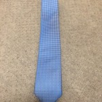 新しいネクタイをゲッチュウ!