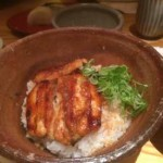 Exposure to the conger eel bowl's Gintaira!