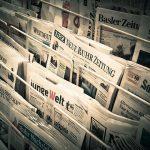 这些日子、新聞を読まれてます?新聞の発行部数の推移はどうなっているのか?
