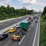 """2021 年 8 月 28 日星期六上午 近畿地区高速公路的拥堵信息 什么是通常的""""那个""""部分?"""