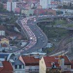 2021年9月20日 月曜日・敬老の日、朝8時過ぎの 近畿地方の高速道路の渋滞状況は?